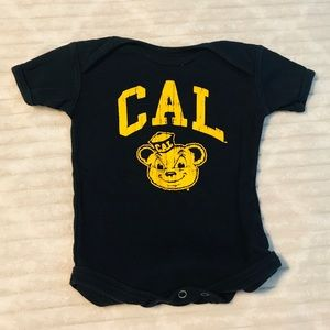 Other - CAL Berkeley Bears onesie 6 month UCB boy girl